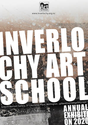 Inverlochy Art School Annual Exhibition 2020 is at Gilberd Marriott Gallery, 37 Courtenay Place, 5th-22nd February.